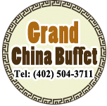 Grand China Buffet, Omaha, NE
